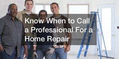 home repair professionals near me