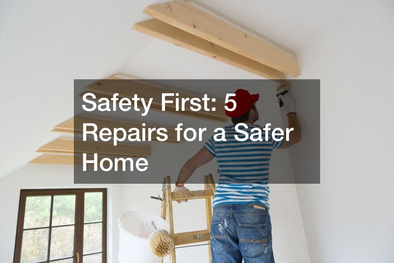 safe ideas for house